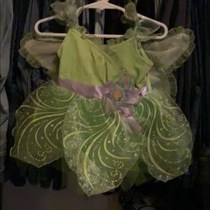 Disney Tinkerbell Costume, size 6/9 months